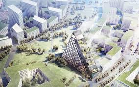 100 Jds Architects JDS SATO Lylyramid
