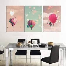 heißluftballon poster kunstdruckt mode romantische