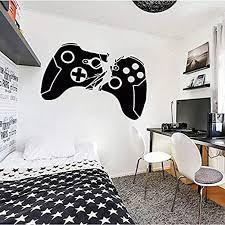 zykang 3d wandaufkleber gamer wandtattoo controller