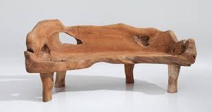 Unique Stunning Root Sofa Unusual Teak Furniture Dubai Wooden Bench