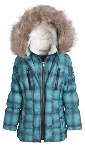 steve madden winter down alternative hooded short bubble