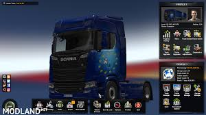 100 Best Truck Simulator ETS2 V132 Savegame For Start Any Thing Bought And Unlocked