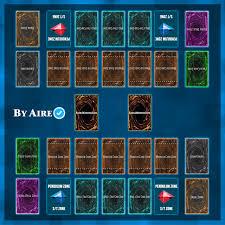 Yugioh Seal Of Orichalcos Deck by Antimetaman U0027s Content Page 6 Duelists Unite