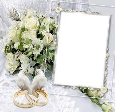 cadre photo mariage gratuit photo montage cadre de mariage pixiz