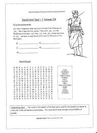 Holiday Coloring Pages King David Bible Alfa Img