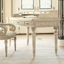 Furniture Antique White Writing Desk And Chair Set White