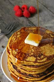 Easy Healthy Pumpkin Pancake Recipe by Healthy Whole Wheat Pumpkin Pancakes Natural Chow
