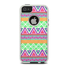 OtterBox muter iPhone 5 Case Skin Tribe by Brooke Boothe