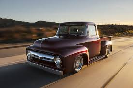 Old Truck, New Tricks: BSI's 1956 X-100 Trucks Are Fresh And Fast ... Old Truck New Tricks Bsis 1956 X100 Trucks Are Fresh And Fast Looks Like A Ih Classic Pick Up Trucks Pinterest Classic Sf Has Nowhere To Put Collection Of 100yearold Antique Fire Trucks 1959 F100 More Doorswindowstires Pictures Semi Photo Galleries Free Download The 1968 Chevy Custom Utility That Nobodys Seen Hot Rod Network Vintage And Classic Archives Truckanddrivercouk Chevrolet Pick Up Lovin Girl Ford Wallpaper Hd Backgrounds For Androids Carspied Fashioned Sale Canada Cars Rods Tall People Hamb