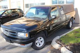 1994 MAZDA B4000 PICKUP WITH CANOPY 168000KM 5 SPEED 2WD ...
