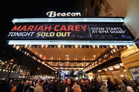 Nbc Christmas Tree Lighting 2014 Mariah Carey by Mariah Carey Hits More Trouble In Concert Series Ny Daily News