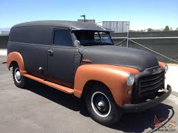 1949 GMC PANEL - Business Advertisement, Rat Rod, Hot Rod, Restore ... Seattles Parked Cars 1954 Gmc Panel Van Sold 1300wt Tray Truck Auctions Lot 10 Shannons Project Tiki Express 65 C10 Build The 1947 1953 Panel Truck Goodguys Puyallup Bballchico Flickr 1956 For Sale Classiccarscom Cc1064830 Hamb 4x4 Rust Free Chevy Very Cool Gmc Rat Rod Hemmings Find Of The Day 1957 100 Napco Daily 1950 Trick N Rod T238 Indianapolis 2013
