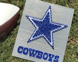 Dallas Cowboys Home Decor by Cowboys Man Cave Etsy