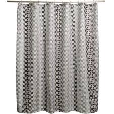 bathroom tempo grey shower curtain 16095222 overstock shopping