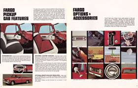 1965 Fargo Light Duty Trucks