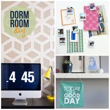 6 Simple DIY Dorm Room Ideas