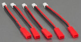 5 E Flite 120 SR JST to Blade mCP X Ultra Micro Lipo Battery