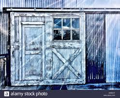 100 Sliding Exterior Walls Close Up Of Sliding Barn Door With Window And Entry On