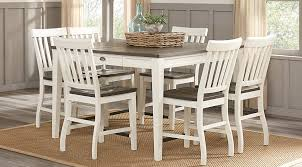 Affordable White Dining Room Sets