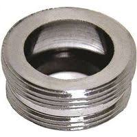 Chicago Faucet Aerator Adapter by Danco 10510 Aerator Adapter For Use With Chicago Faucets 2 5 Gpm