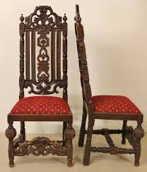Set Of 6 Carved Oak High Back Chairs - Antiques Atlas Rare Antique 19th Century American Gothic Handcarved Solid Oak High Back Black Leather Upholstered His Her Throne Chairs Vintage Handcarved Cane Highback Hooded Chair Set Of 8 62 Arts And Crafts Carved Oak Ding Chairs High For Kitchen Table Spanish Conquistador Contemporary Carved Wood Side 43 Sandy Brown Linen Natural Cedar Accent 31092775 About Us Italian Renaissance Style 20th Cent Mahogany Throne Chair With Lion Arms A Back Crest Stretcher Brown Country Armchair C Spning Bedroom Seating Russian Arm Newel Bishops Occasional Blue Lion