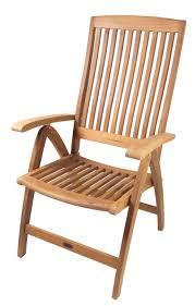 100 Marine Folding Deck Chairs SeaTeak Weatherly 6Position Reclining Chair Wayfair