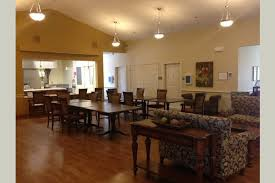 Dining Area In Memory Care Cottage