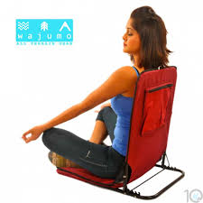 WaJuMo-ATG Yoga Chair | Camping Chairs | Folding Reclining Garden Chair |  Camping & Outdoor Furniture [HSN 94017900 Fxible Folding Meditation Chair Buy Chairfolding Product On Alibacom Amazoncom Zichen Soft Bed Chairpappa Tatami Foldable Online Serenity Blissful Living Cushionpadded At Best Price Isha Shoppe Ombase Bench By Kickstarter Herman Miller Embody Yoga Relaxing With Foot Support And Indoor Chairs Back Jack Ikea For Informal Cushion Smyth Bonvivo Easy Ii Padded Floor Adjustable Backrest Comfortable Semifoldable Stadium Bleachers Reading