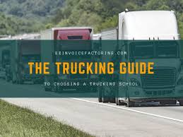 What To Consider Before Choosing A Truck Driving School