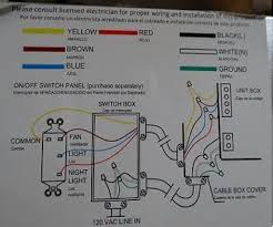 Harbor Breeze Ceiling Fan Switch Wiring Diagram by Hampton Bay Ceiling Fan Light Wiring Diagram Efcaviation Com