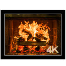 Fireplace 4K Live Wallpaper on the Mac App Store