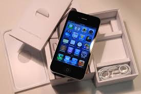 AT&T Straight Talk Apple iPhone 4S 16GB Black Used