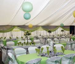 Full Size Of Ideas Extraordinary Rustic Wedding Decorations Oval Table Green Polyester Tablecloth Dining