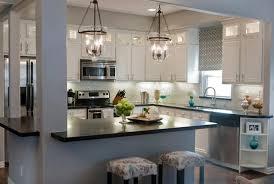 modern kitchen trends lighting flush ceiling lights 4ft