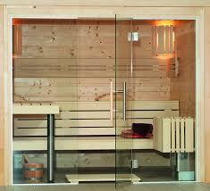 glas für ihre sauna