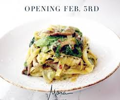 mora cuisine mora to open in on february 3 wander with