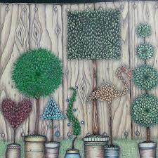 Secret Garden Coloring BookSecret