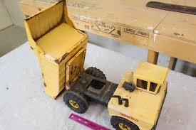 Vintage Metal Tonka Toy Dump Truck 4 Tonka Metal Cstruction Trucks Front End Loader Back Hoe Dump Hasbro Large Truck 354 In Bristol Gumtree Amazoncom Tonka Toughest Mighty Truck Handle Color May Vary 19 Vintage Vehicle Vintage Metal Dump Xmb975 Turbo Diesel Pressed Steel Classic Cstruction Toy Wwwkotulas Metal Dump Truck Lindsay Auction Service Inc 1970s Made In Usa New Free Shipping 695639170509 1970s Toy Toys Red And Yellow