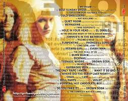 Smashing Pumpkins Rarities And B Sides Zip grrlbandgeek the hole truth a comprehensive collection of b
