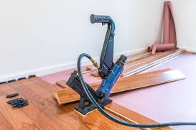 Laminate Flooring Bubbles Due To Water by Sanding And Stripping Bruce Laminate Flooring Woodfloordoctor Com