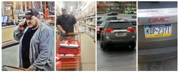 Troopers Need Your Help Identifying This Suspect In Home Depot