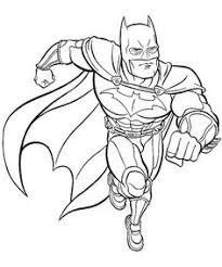 Batman Coloring Pages For Ozgun