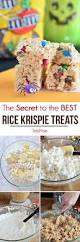 Rice Krispie Treats Halloween Theme by Best 25 Rice Krispies Treats Ideas On Pinterest Rice Krispies