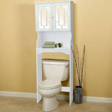 storage cabinet above toilet home design ideas