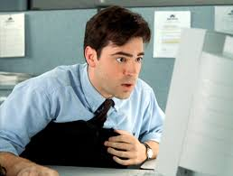 Ron Livingston Stars As Peter Gibbons In Mike Judges Office Space