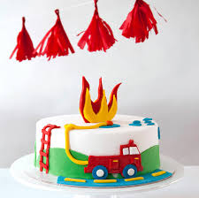 FIRE TRUCK CAKE KIT | Booked Parties Creative Idea Firetruck Birthday Cake Fire Truck Cakes Ideas 5 I Used An Edible Silver Airbrush Color S Flickr Cake Is Made From A Frozen Buttercream Found Baking Engine Bday Ideas Pinterest Frenzy And Lindsays Custom Beki Cooks Blog How To Make Trails Make Fire Truck Tutorial Decoration Little Stylist Shing Boys Party