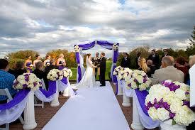 Decor Ideas For A Perfect Outdoor Wedding