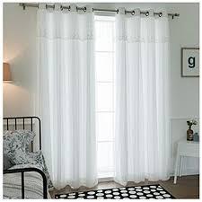 weiß blickdichte vorhänge und weitere gardinen vorhänge
