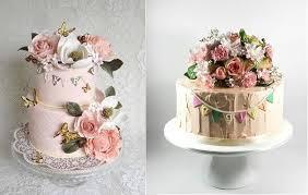 Vintage Garden Wedding Cake Party Cakes Geek Magazine