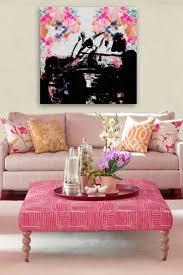 wanddeko fürs wohnzimmer tolle ideen für jeden wohnstil